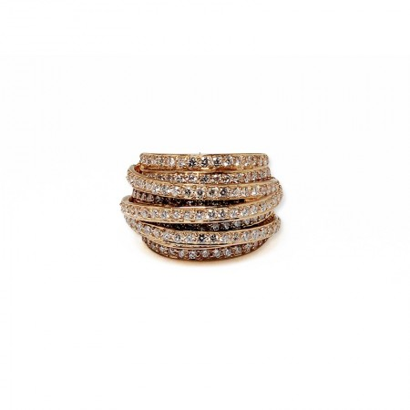 "Bague ""Light Circle"""