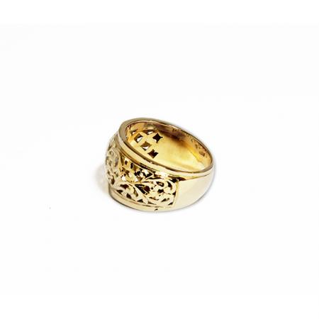 bague en or maroc